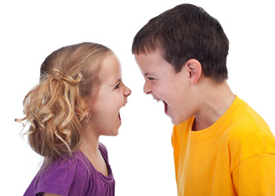 Stopping Aggressive Behavior - Begins with a Question